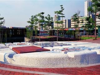深圳笋岗中心广场