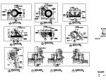 [四川]旅游景区万科楼盘售楼处全套景观施工图(赠送景观方案、实景图)