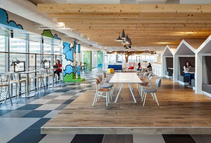 阿灵顿总部办公设计欣赏
