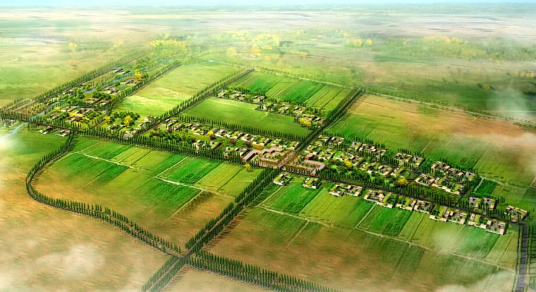 [新疆]阿纳库勒新农村规划设计