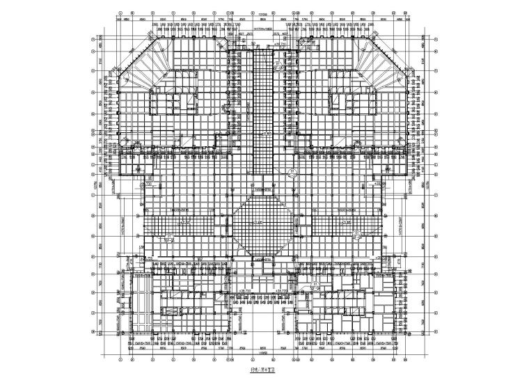 中国华商金融贸易中心幕墙工程施工图(2014)