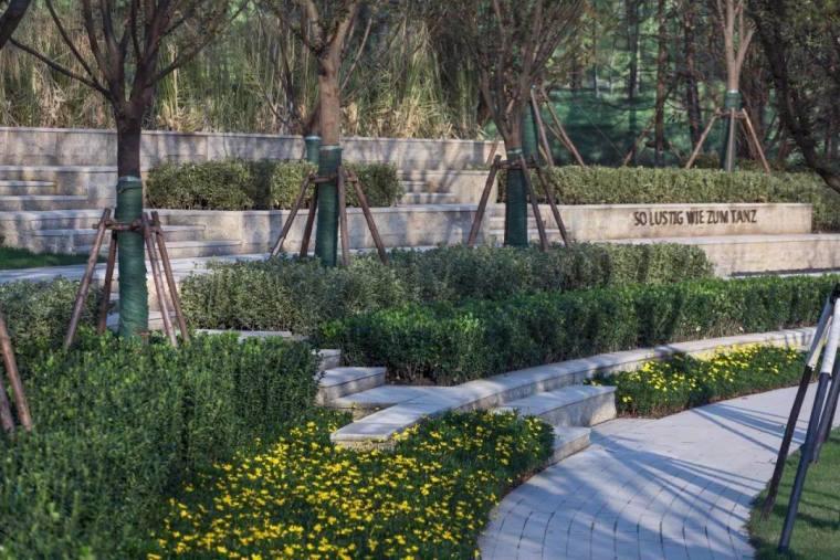 上海万科安亭湖语森林景观-11