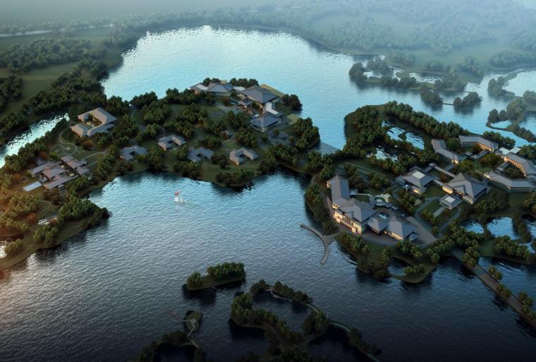 [吉林]绿地长春国宾馆总体规划概念设计(PPT+64页)