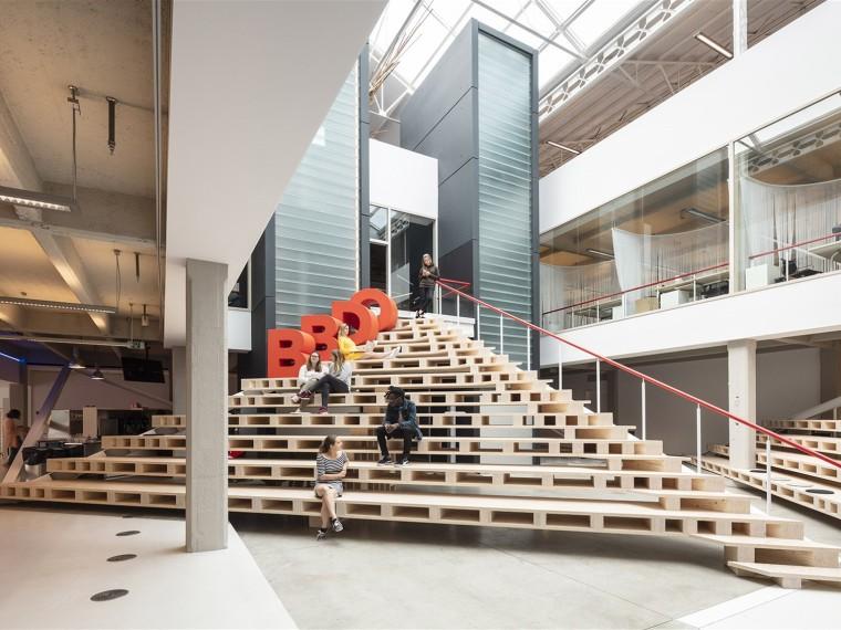 比利时BBDOBrussels办公室