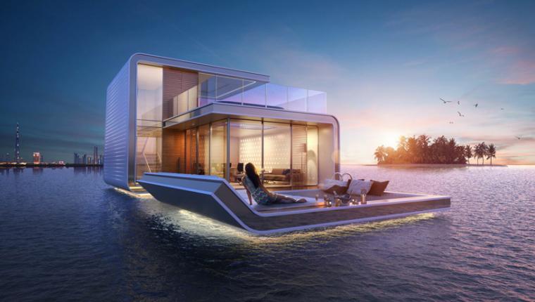 迪拜漂浮海马当代游艇_3
