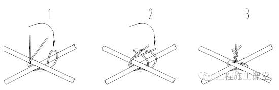 楼板钢筋绑扎技巧 (干货) 外加技术交底