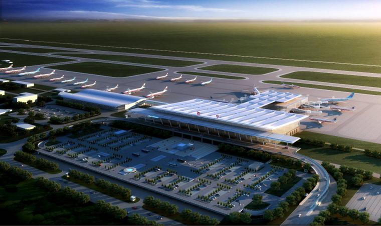 湖南机场航站楼项目创优策划(附图丰富,107页)
