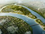 [湖北]滨水环岛景观带生态休闲走廊景观设计方案(2017最新)