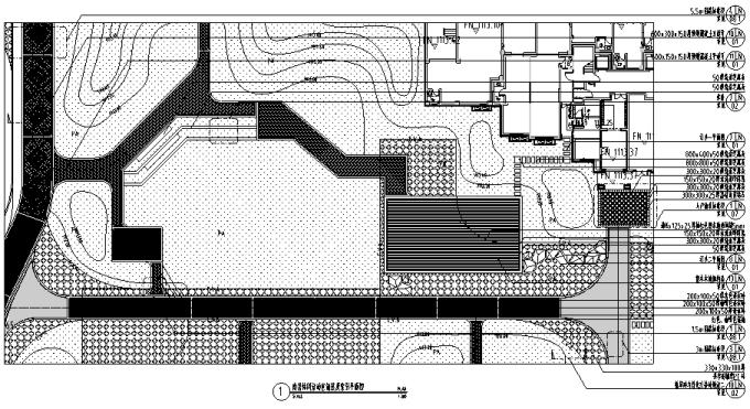 [宁夏]滨湖古典主义高端生态居住区景观设计全套施工图_7