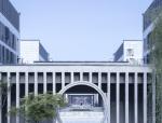台州高中文学与园厅景观