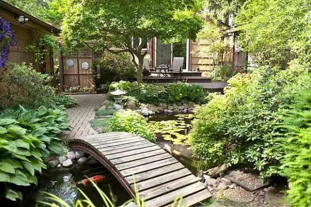 5个常用水景元素打造中式古典庭院_1