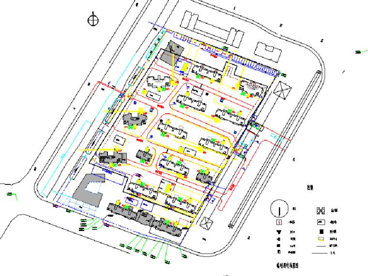 [宁波]框架剪力墙结构高层住宅项目临时用电施工方案(含图纸)