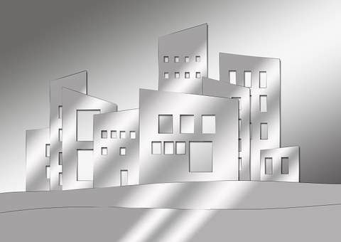 某4层商场框架结构毕业设计(计算书、施工组织/建筑结构设计)_1
