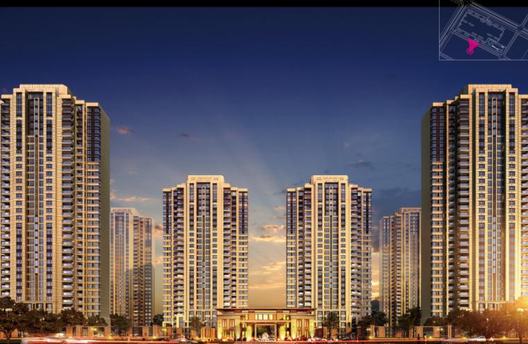 [江苏]33层住宅及多种社区商业及配套服务功能一体化商业综合体_5