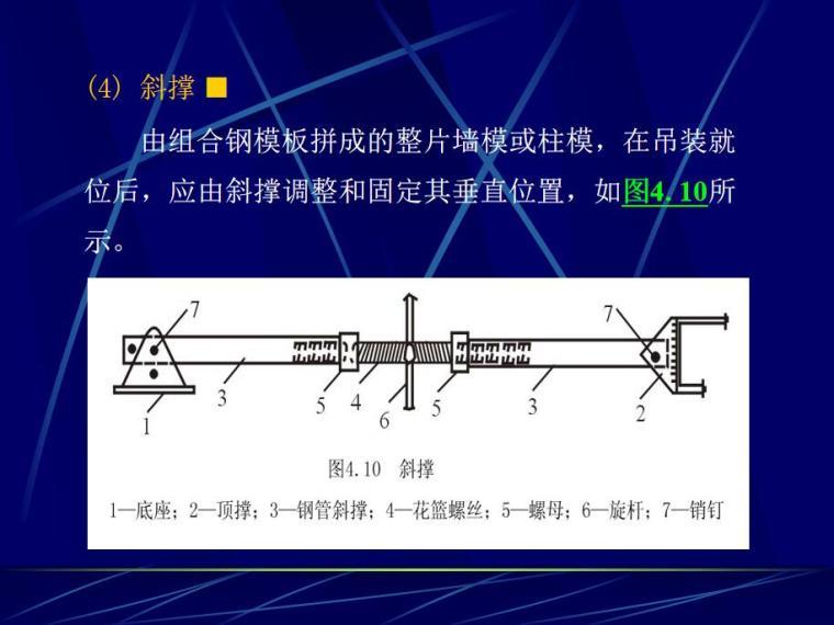 钢筋混凝土工程(经典PPT,共230页)-斜撑6