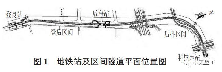 填海区复杂环境下地铁盾构施工技术