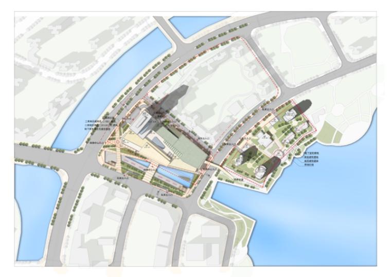 [湖南]国际总部中心二期商业综合体项目方案设计(含酒店、公寓)_10