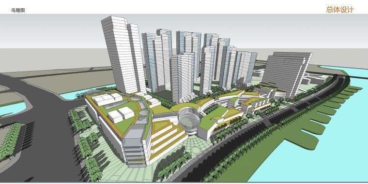 [湖南]长沙梅溪湖文化复合功能区规划设计