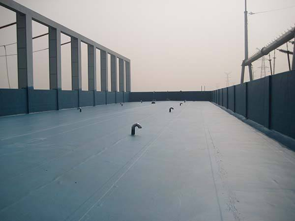 [屋面工程]房建项目屋面防水及节能工程监理细则(共26页)