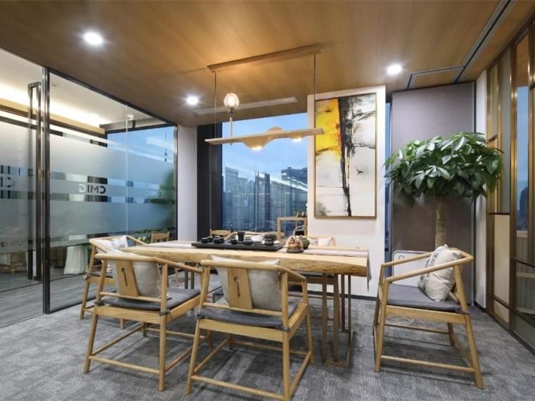 上海中民投健康租赁办公空间