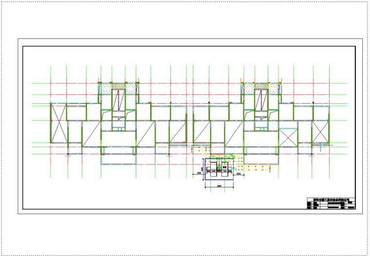 cad灯具囹/��(j_[分享]施工升降机cad图资料下载