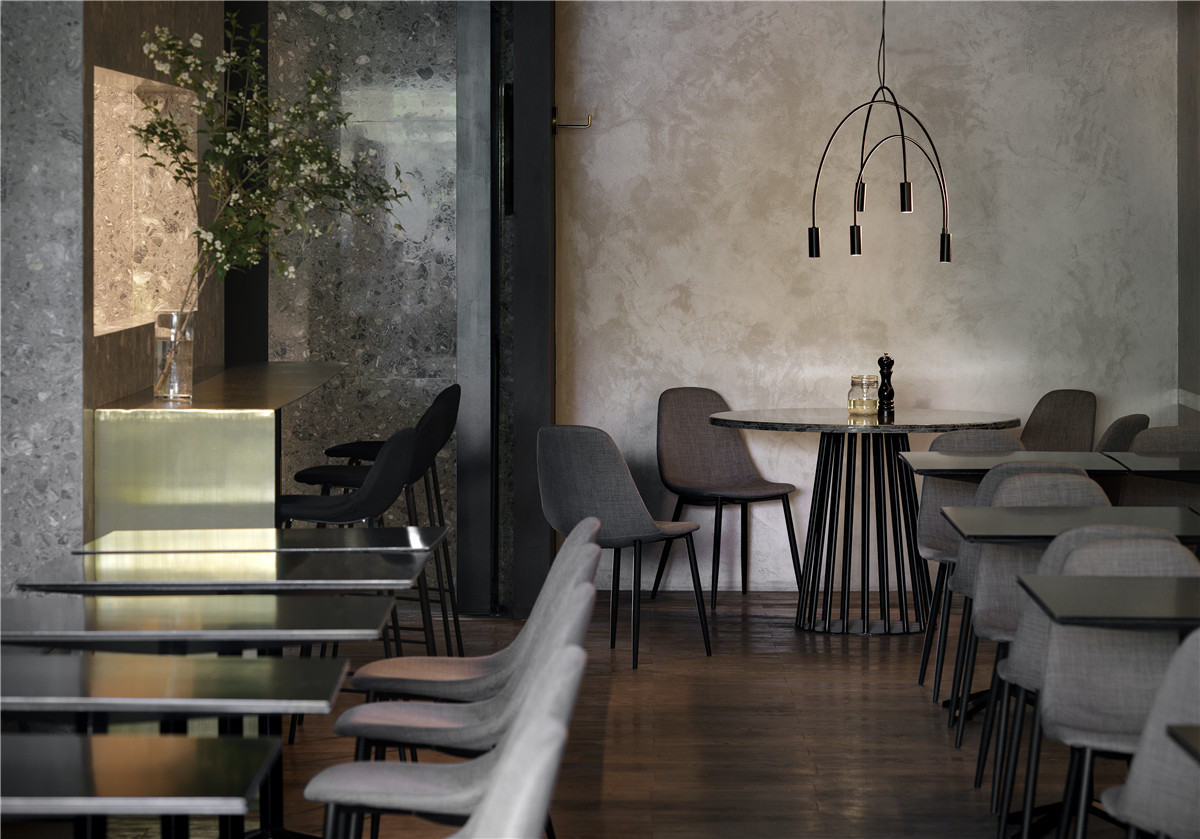 清风微拂—视觉与味觉的诗意融合(附25套餐饮空间设计案例)_9