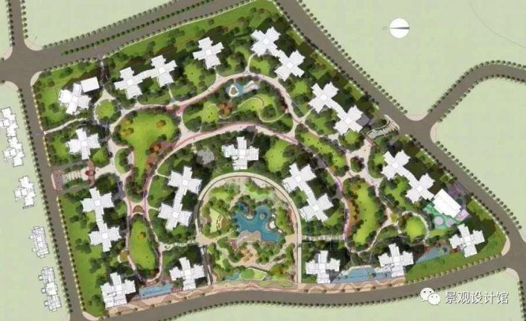 江湾城·澜岸示范区景观设计案例赏析