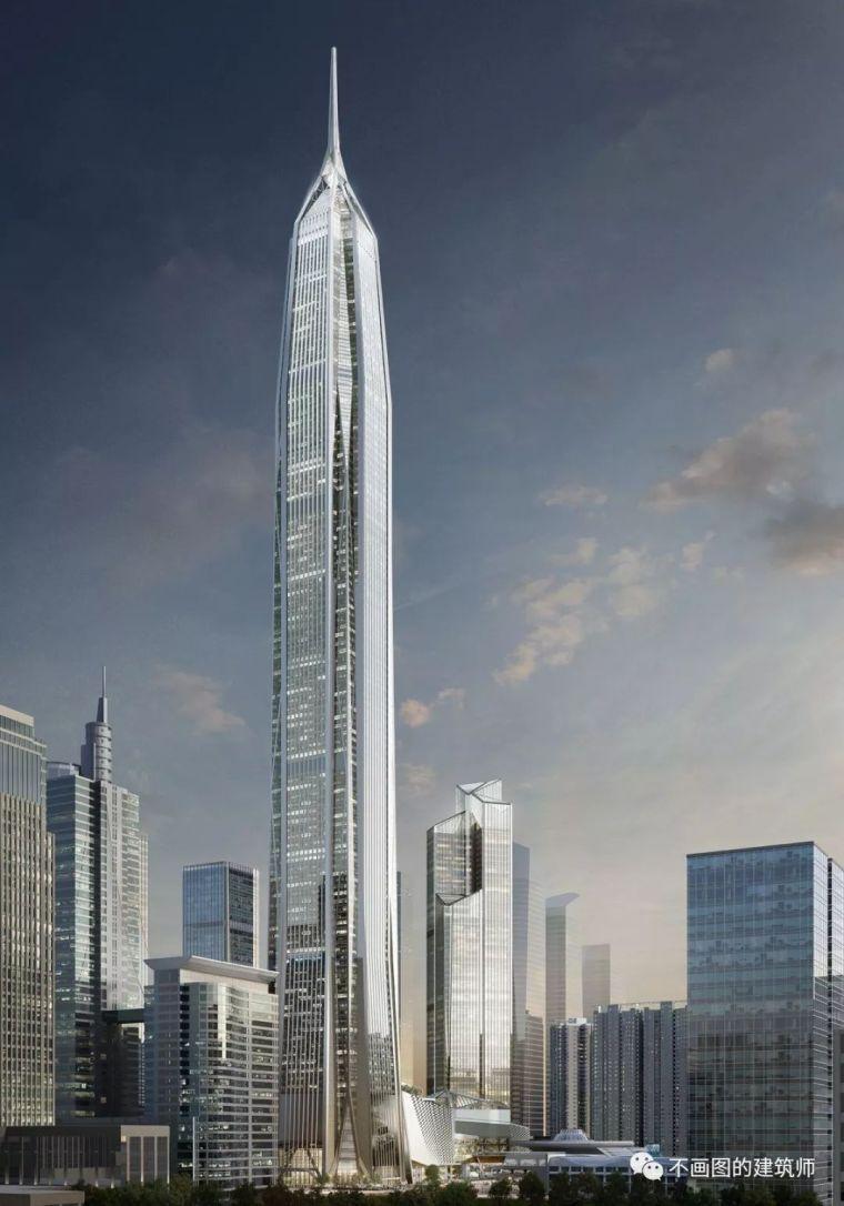 改革开放40年,盘点深圳历史上最重要的10栋超高层_19