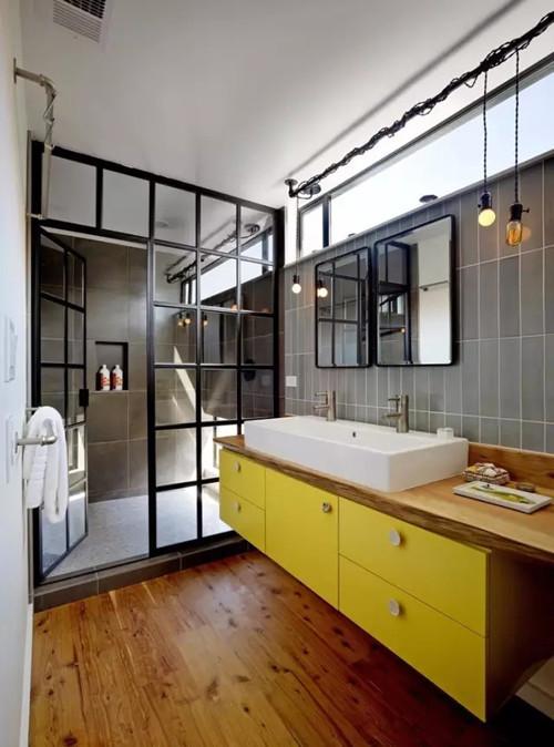 小户型卫浴怎样装才实用?_4