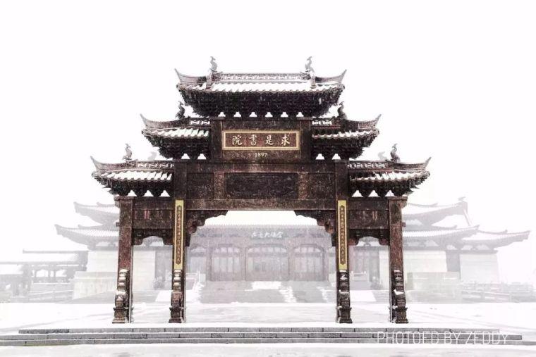 雪景大合集,看看你最喜欢哪里?_13