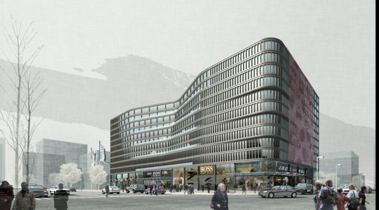 [江西]19万平商业综合楼通风空调及防排烟系统设计施工图
