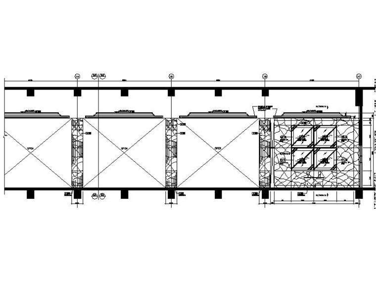 [中山]新中式特色风情酒店宴会厅室内设计施工图_7