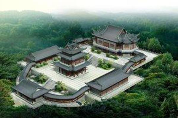 当迪乐堡寺庙地坪系统走进佛教寺庙