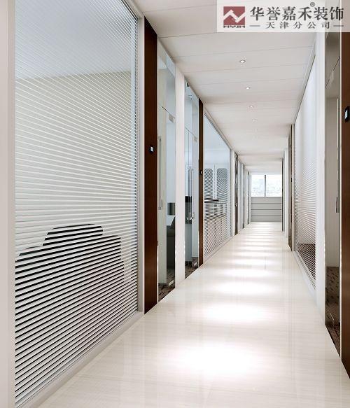 办公室走廊不一样的设计不一样的装修