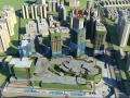超高层商业综合体塔楼及裙楼总承包施工组织设计(近600页)