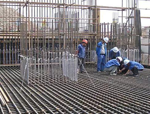 混凝土浇筑工程施工工艺流程,新手老手均受益!