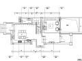 自然简约中式样板房设计施工图(附效果图)