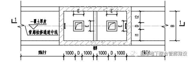 两个地下综合管廊通风系统设计_26