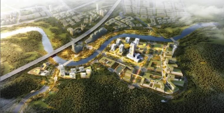 深圳国际低碳城节能环保产业园空间规划研究