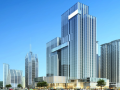河南大型商业楼强弱电电气施工图纸(近期设计)