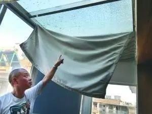 """玻璃幕墙癌症--钢化玻璃""""自爆""""关乎到小命!"""