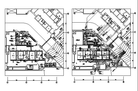 江西50层超高层酒店办公大厦暖通全套施工图(超级详细)_6