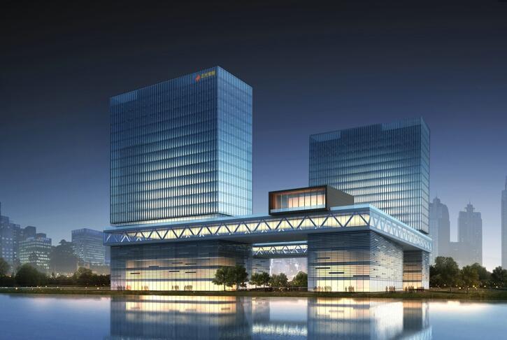 杭州大厦配电室电气图