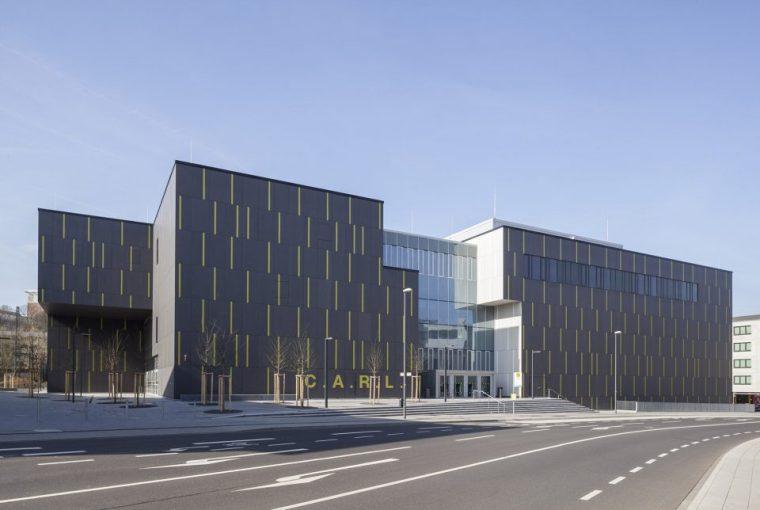德国亚琛工业大学新研究学习演讲中心
