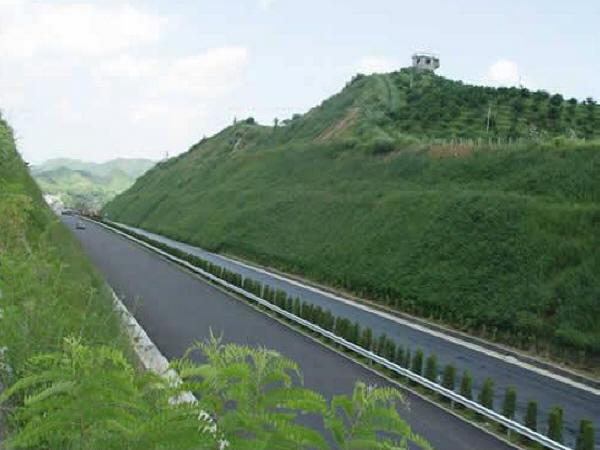 [重庆]含50m高切坡双向四车道道路工程施工组织设计185页(附22份方案,41张CAD图)