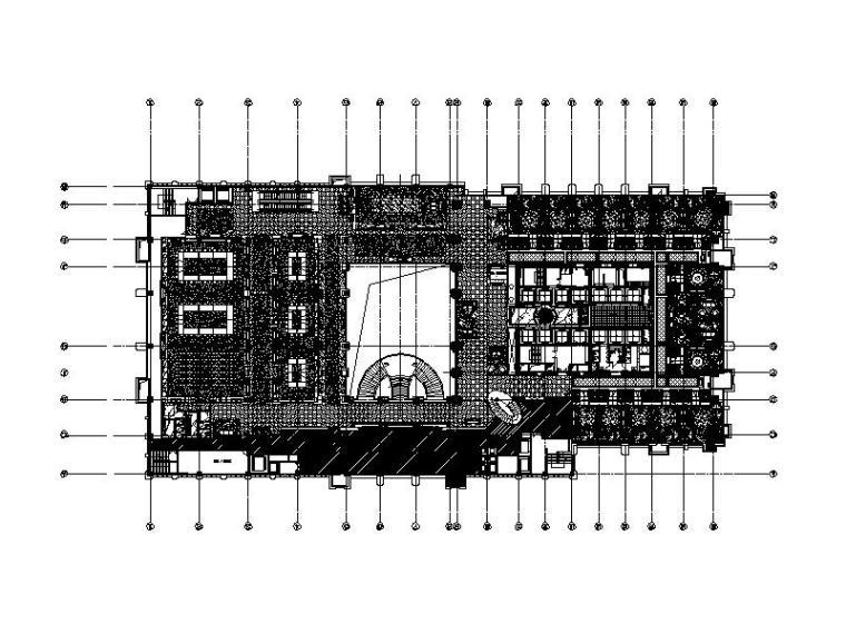 [江苏]一套完整的酒店平面概念设计方案(含效果图)_2