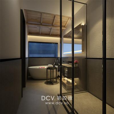 西安最理想的民宿酒店设计-蒲舍·南谷里_10