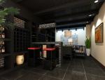 现代休闲室3D模型下载