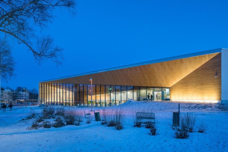 芬兰莫努拉公共服务中心