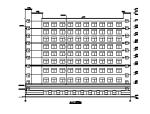 高层塔式框剪结构星级酒店建筑图